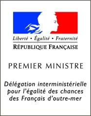 Délégation interministérielle pour l'égalité des chances des Français d'outre-mer soutien le Concours Voix des Outre-Mer.
